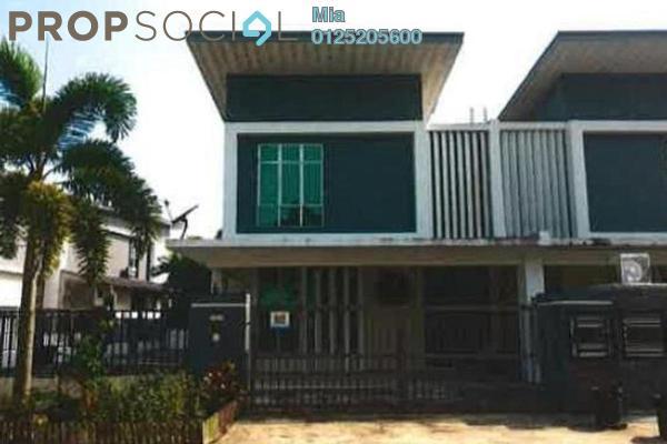 For Sale Terrace at Taman Pulai Indah, Pulai Freehold Unfurnished 0R/0B 600k