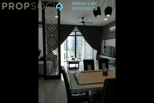 Condominium For Rent in The Light Collection III, The Light Freehold Fully Furnished 3R/4B 3.5k