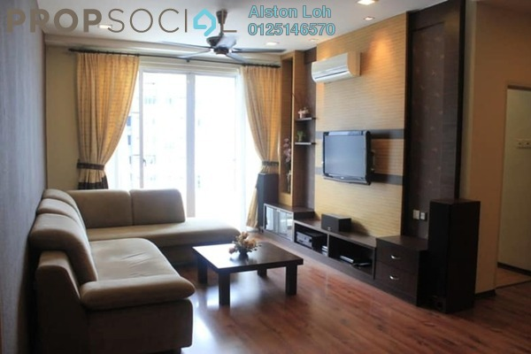 Condominium For Sale in BaysWater, Gelugor Freehold Fully Furnished 3R/2B 950k
