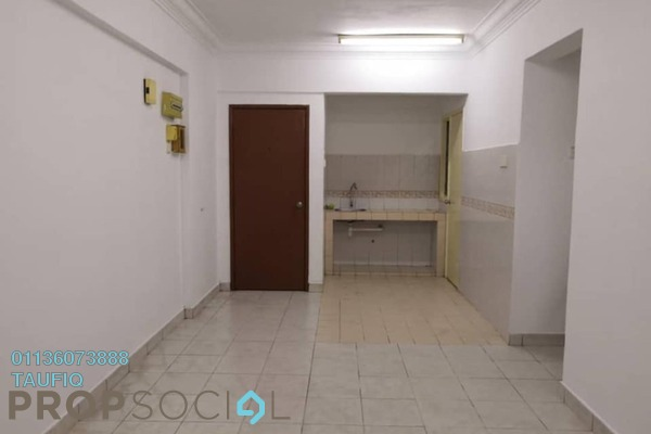 Apartment For Sale in Pelangi Apartment, Mutiara Damansara Freehold Unfurnished 3R/2B 335k