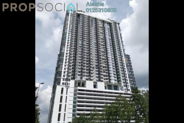 Apartment For Sale in Eclipse Residence @ Pan'gaea, Cyberjaya Freehold Unfurnished 0R/0B 462k