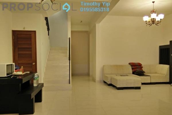 Terrace For Sale in Bukit Suria, Bandar Sungai Long Freehold Fully Furnished 4R/3B 730k
