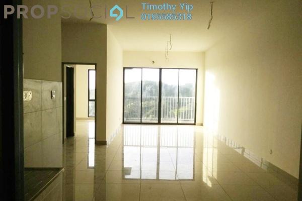 Condominium For Sale in Green Park, Seri Kembangan Freehold Unfurnished 3R/2B 370k