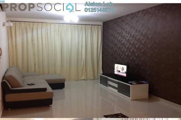 Condominium For Sale in All Seasons Park, Farlim Freehold Semi Furnished 3R/2B 428k