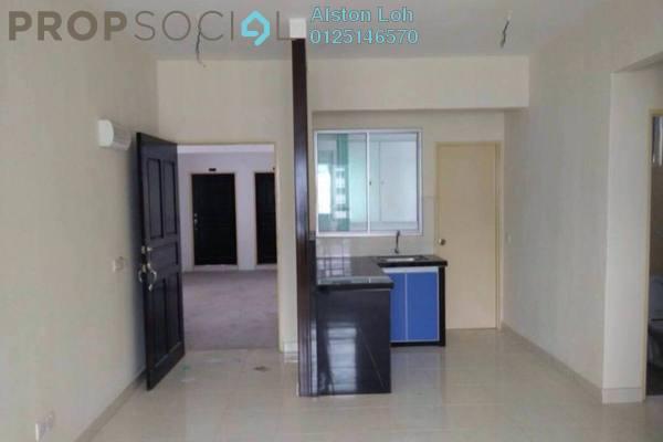 Condominium For Sale in Idaman Lavender 3, Sungai Ara Freehold Unfurnished 3R/2B 295k