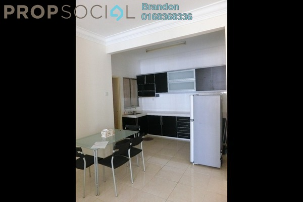 For Sale Condominium at Platinum Hill PV6, Setapak Freehold Semi Furnished 4R/2B 420k