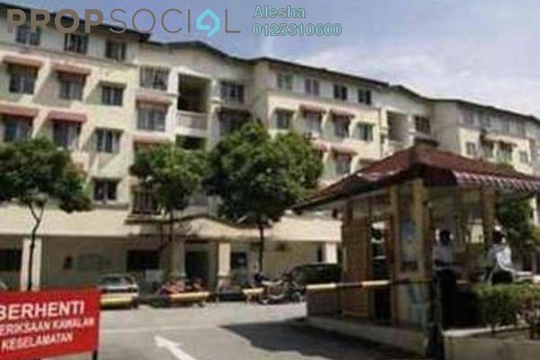 Apartment For Sale in Bayu Damansara @ PJU 10, Bandar Utama Leasehold Unfurnished 0R/0B 230k