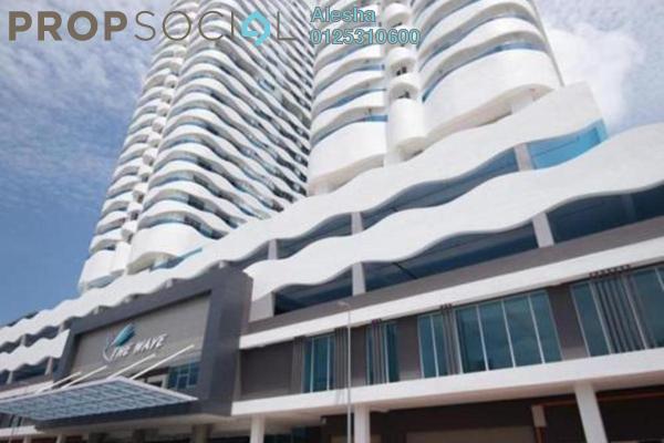 Serviced Residence For Sale in Kota Laksamana, Bandar Melaka Freehold Unfurnished 0R/0B 300k