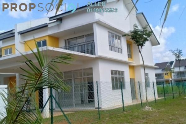 Terrace For Sale in Nusa Bayu, Iskandar Puteri (Nusajaya) Freehold Unfurnished 4R/3B 580k