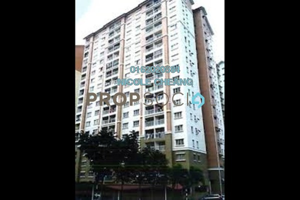 Apartment For Rent in Lakeview Apartment, Batu Caves Freehold Semi Furnished 3R/2B 950translationmissing:en.pricing.unit
