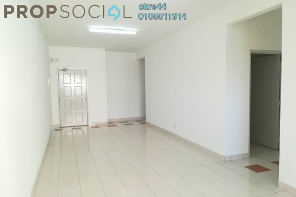 Condominium For Rent in Astaka Heights, Pandan Perdana Freehold Semi Furnished 3R/2B 1.3k