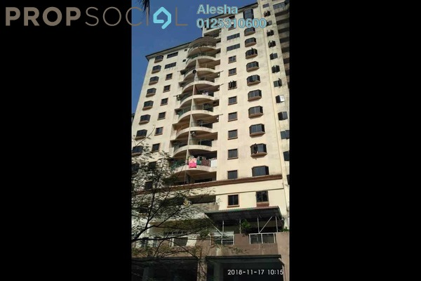 Condominium For Sale in Bukit Permata Apartment, Lumut Freehold Unfurnished 0R/0B 190k