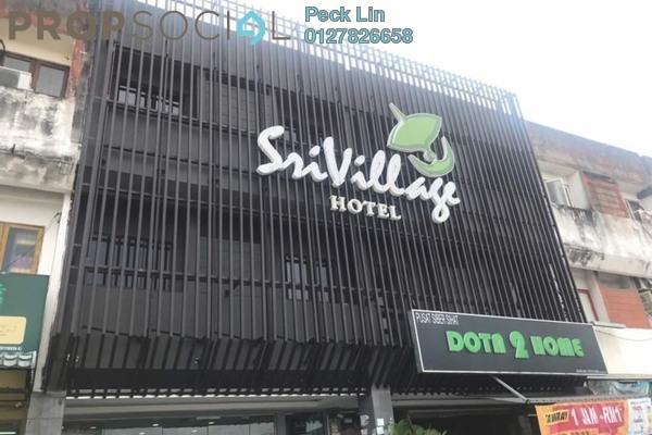 Shop For Sale in Taman Muda, Pandan Indah Leasehold Semi Furnished 0R/0B 7.2m