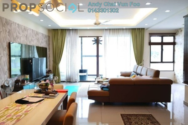 For Rent Condominium at Ara Hill, Ara Damansara Freehold Fully Furnished 4R/4B 5.8k