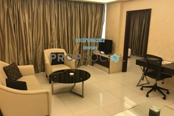 Serviced Residence For Sale in Chelsea, Sri Hartamas Freehold Fully Furnished 2R/2B 750k