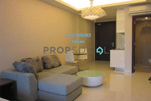 Serviced Residence For Sale in Chelsea, Sri Hartamas Freehold Fully Furnished 0R/0B 410k