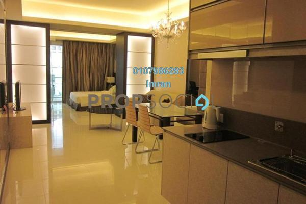 Serviced Residence For Sale in Chelsea, Sri Hartamas Freehold Fully Furnished 0R/1B 460k