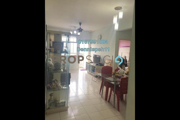 Serviced Residence For Sale in Taman Selesa Jaya, Skudai Freehold Semi Furnished 3R/2B 199k