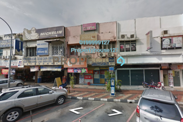 Shop For Sale in Lucky Garden, Bangsar Freehold Unfurnished 0R/0B 4.5m