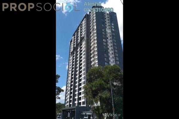 Condominium For Sale in Suria Residen, Batu 9 Cheras Freehold Unfurnished 0R/0B 459k