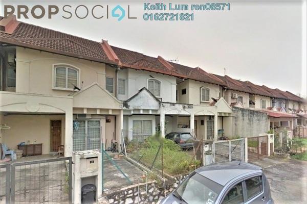 Terrace For Sale in USJ 12, UEP Subang Jaya Freehold Fully Furnished 4R/3B 700k
