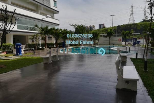 Condominium For Rent in Ehsan Residence, Putra Nilai Freehold Semi Furnished 4R/2B 1.5k