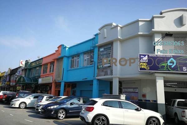 Shop For Rent in Seksyen 4, Bandar Baru Bangi Freehold Fully Furnished 2R/4B 3.8k