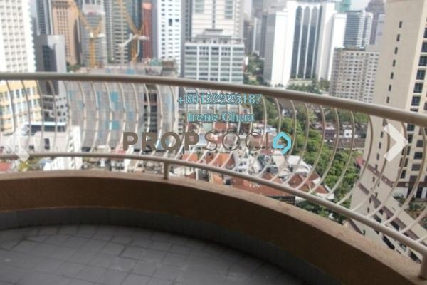 Condominium For Sale in Mutiara Villa, Bukit Ceylon Freehold Fully Furnished 2R/2B 710k