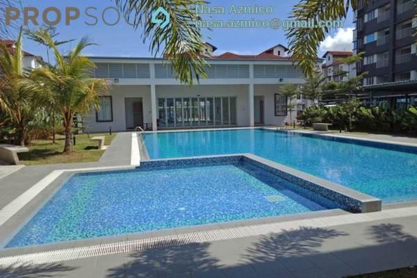 Apartment For Rent in Kiara Court, Nilai Impian Freehold Unfurnished 3R/2B 1.3k