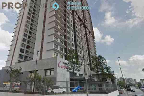 Serviced Residence For Sale in Glomac Centro, Bandar Utama Freehold Unfurnished 0R/0B 738k