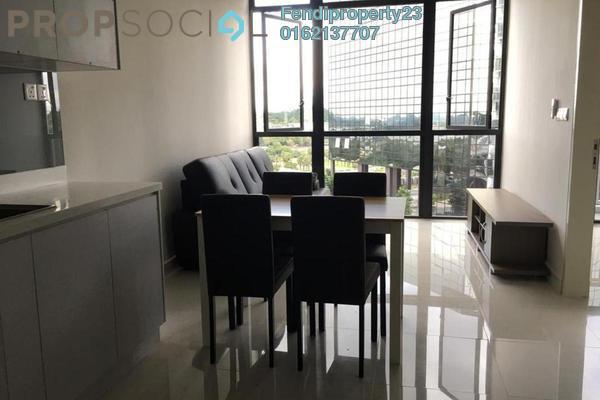 Condominium For Rent in Third Avenue, Cyberjaya Freehold Fully Furnished 1R/1B 1.4k