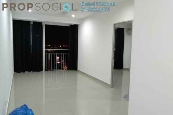 Serviced Residence For Rent in Menara U, Shah Alam Freehold Semi Furnished 2R/1B 300translationmissing:en.pricing.unit