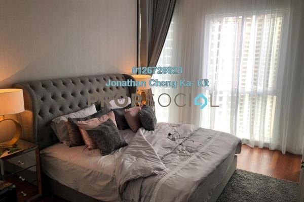 For Rent Condominium at Pavilion Hilltop, Mont Kiara Freehold Fully Furnished 3R/4B 6.3k