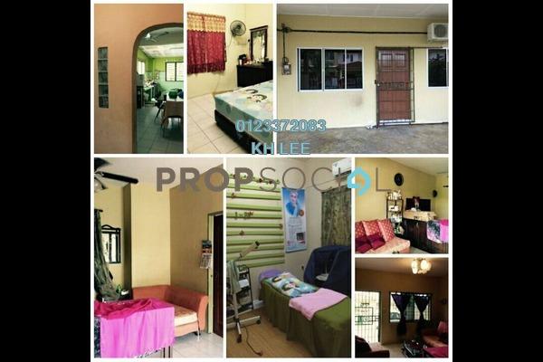 Terrace For Sale in Taman Desa Ilmu, Kota Samarahan Freehold Semi Furnished 3R/2B 330k