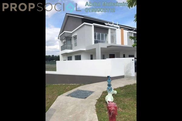 Terrace For Rent in Serene Heights, Bangi Freehold Unfurnished 4R/3B 2.5k