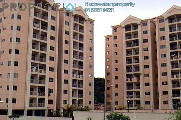 Condominium For Sale in Mount Karunmas, Balakong Freehold Semi Furnished 3R/2B 240k