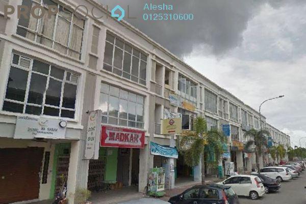 Shop For Sale in Reko Sentral, Kajang Freehold Unfurnished 0R/0B 139k