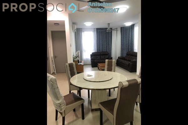 Condominium For Rent in KL Gateway, Bangsar South Freehold Fully Furnished 3R/2B 3.8k