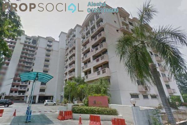 Apartment For Sale in Taman Serdang Jaya, Seri Kembangan Freehold Unfurnished 0R/0B 276k