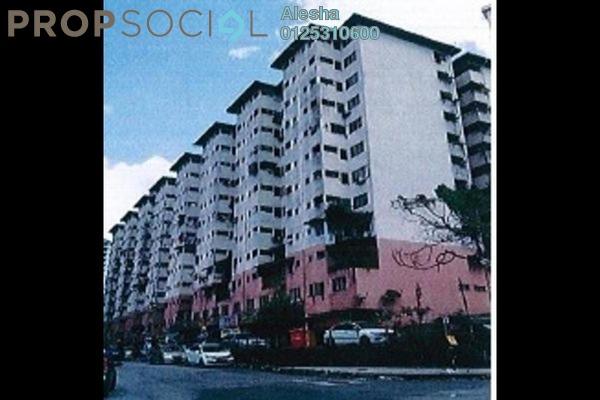 For Sale Apartment at Prima Setapak I, Setapak Freehold Unfurnished 0R/0B 140k
