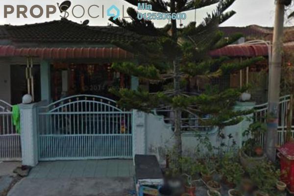 Terrace For Sale in Taman Sinar, Nibong Tebal Freehold Unfurnished 0R/0B 120k