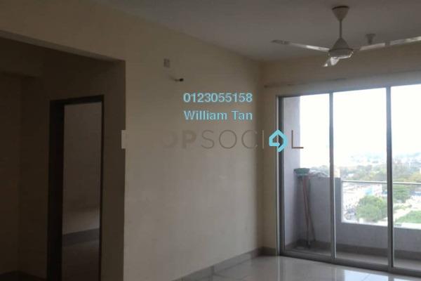 Condominium For Rent in Platinum Lake PV21, Setapak Freehold Semi Furnished 2R/2B 1.3k