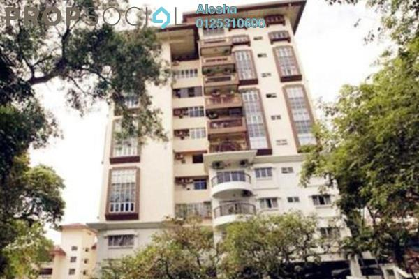 Condominium For Sale in Robson Heights, Seputeh Freehold Unfurnished 0R/0B 494k