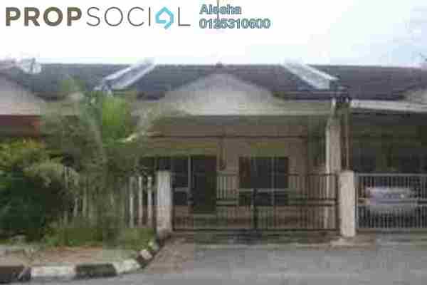 Terrace For Sale in Taman Samarindah, Kota Samarahan Freehold Unfurnished 0R/0B 220k