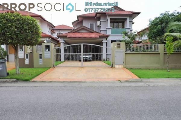 Semi-Detached For Sale in Garden City Homes, Seremban 2 Freehold Semi Furnished 6R/4B 980k