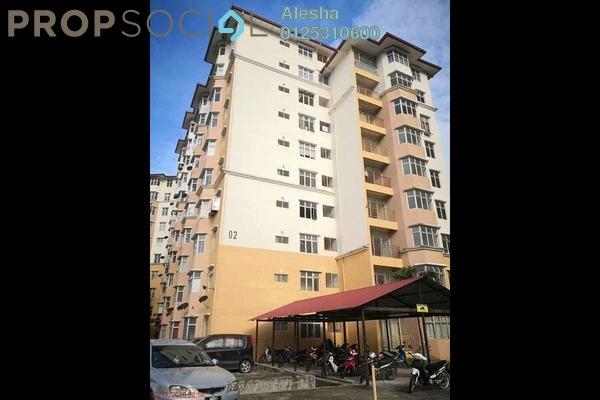 Apartment For Sale in Sri Palma Villa Condominium, Mantin Leasehold Unfurnished 0R/0B 60k
