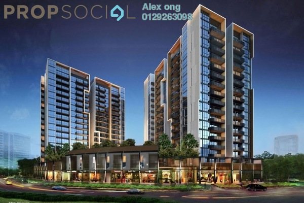 Condominium For Sale in Taman Desa Seputeh, Seputeh Freehold Fully Furnished 3R/2B 389k