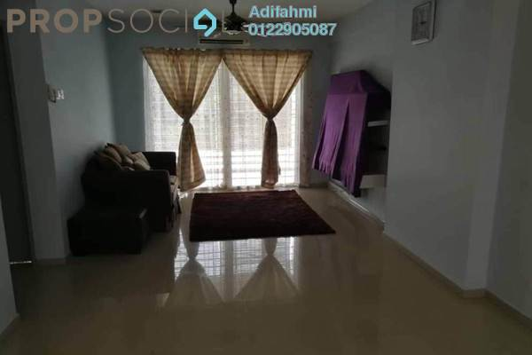For Rent Condominium at Suri Puteri, Shah Alam Freehold Fully Furnished 3R/2B 1.55k