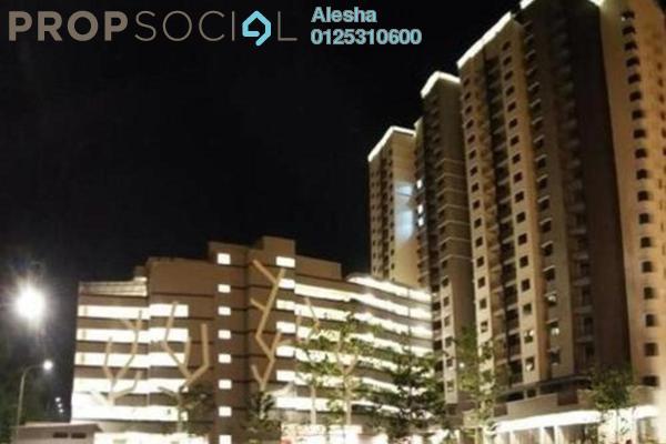 Condominium For Sale in Sutera Pines, Bandar Sungai Long Freehold Unfurnished 0R/0B 321k