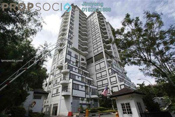 Condominium For Sale in Bukit Robson Condominium, Seputeh Freehold Fully Furnished 2R/2B 720k